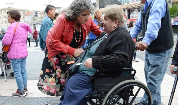 Escuelas y organizaciones de Viña del Mar mostraron su trabajo en feria de la discapacidad