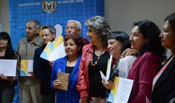 120 nuevos líderes  comunitarios recibieron certificación de parte de alcaldesa Virginia Reginato