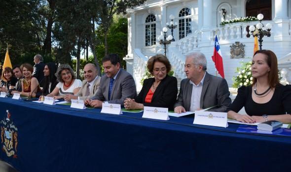 Alcaldesa Virginia Reginato asume su nuevo período al mando de la administración de Viña del Mar