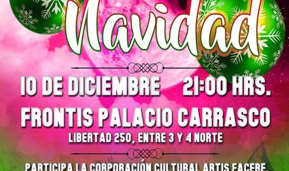 Municipalidad de Viña del Mar invita a gran concierto navideño en el frontis del palacio Carrasco
