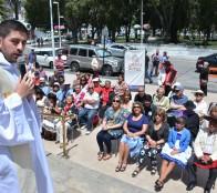Misa Navideña a la Chilena encabezó alcaldesa Virginia Reginato