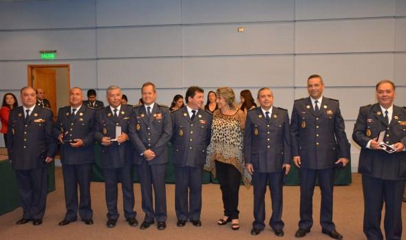 Aniversario 132 del Cuerpo de Bomberos de Viña del Mar fue encabezado por alcaldesa Virginia Reginato