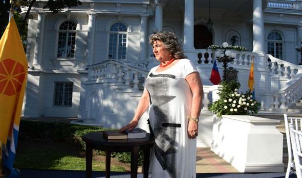 Alcaldesa Virginia Reginato y el inicio de un nuevo período