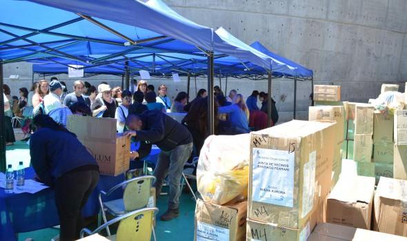 Municipio de Viña del Mar inicia entrega de juguetes de Navidad a diversas organizaciones sociales