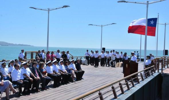 Con salvataje en el mar se inauguró temporada de playas 2016-2017 en Viña del Mar