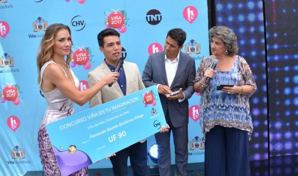 """Isabel Pantoja y humoristas fueron confirmados para """"Viña 2017"""" en lanzamiento del Festival encabezado por alcaldesa Virginia Reginato"""