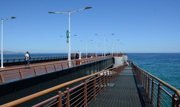 Municipalidad  de Viña del Mar informa ampliación de horario de visitas para Muelle Vergara