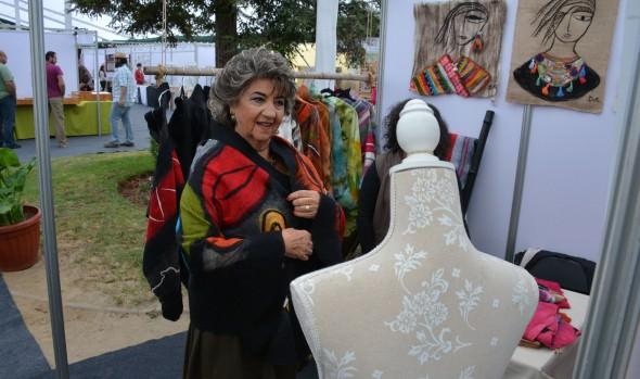 """Exposición """"Manos Maestras"""", lo mejor de la artesanía regional fue inaugurada por la alcaldesa Virginia Reginato"""
