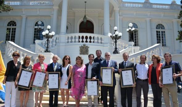 Premios municipales de Turismo 2016 entregó alcaldesa Virginia Reginato