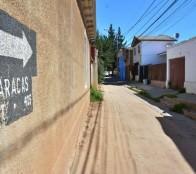 Municipio de Viña del Mar pavimentará tramo de calle Caracas en Recreo