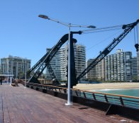Municipio de Viña del Mar informa de cierre de Muelle Vergara, estacionamientos del borde costero y Av. Perú para  Año Nuevo