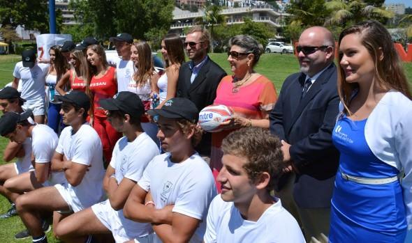 Seven juvenil será protagonista este fin de semana, informó alcaldesa Virginia Reginato