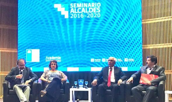 Alcaldesa Virginia Reginato destacó consolidación de Viña del Mar como destino de turismo urbano del país