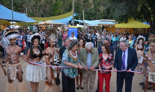 58° Feria Internacional de Artesanía fue inaugurada por alcaldesa Virginia Reginato