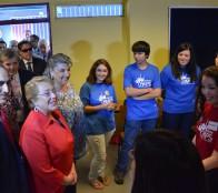 Presidenta Bachelet y alcaldesa Virginia Reginato dieron  inicio en Viña del Mar a los campamentos de inglés en verano 2017