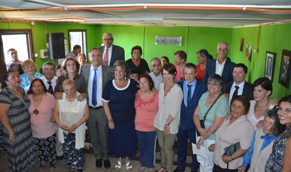 Comedor abierto para adultos mayores recibió concesión gratuita para continuar labor social en Forestal Alto