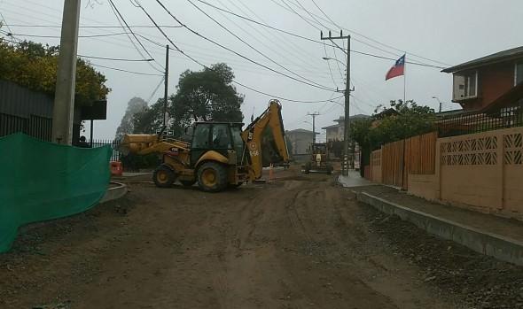 Municipio de Viña del Mar llamó a licitación para concluir obras viales en Gómez Carreño