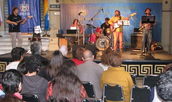 Municipalidad de Viña del Mar invita a presentación de Conjunto musical Barrio Latino