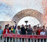 Tras El Derby, Viña del Mar se prepara para el gran Premio Latinoamericano