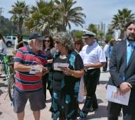 En Viña del Mar entregan medidas de autocuidado  a veraneantes  y recomendaciones para  denuncia seguro