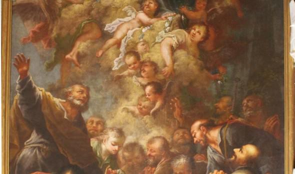 Municipalidad de Viña del Mar recupera valiosas pinturas pertenecientes a la colección del Museo de Bellas Artes