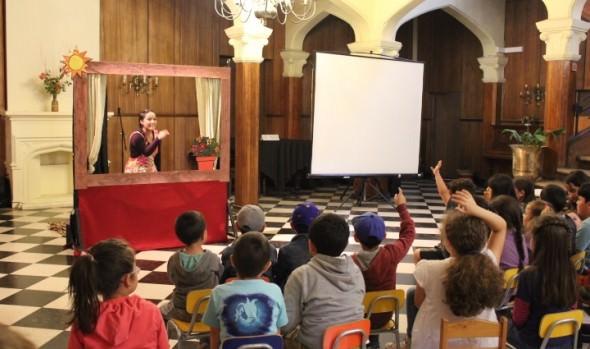 Municipio de Viña del Mar realizó educativo y lúdico taller