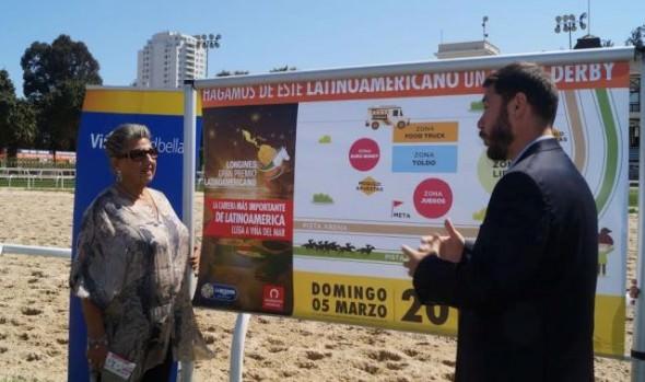ESTE DOMINGO SE REALIZARÁ LA CARRERA HÍPICA MÁS IMPORTANTE DE LATINOAMÉRICA EN EL SPORTING CLUB