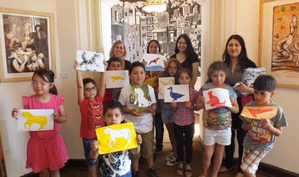 Más de 450 personas participaron en talleres de verano sobre patrimonio en Viña del Mar
