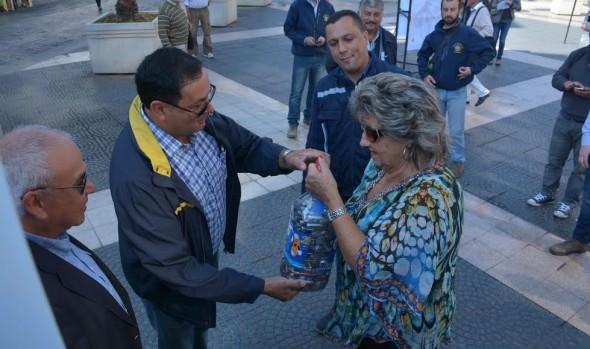 MUNICIPIO LLAMA A VECINOS A SUMARSE A LA CAMPAÑA DE ACOPIO DE PILAS EN DESUSO