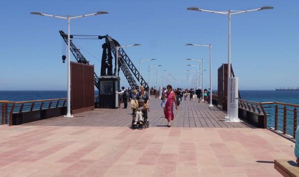 Municipio de Viña del Mar informa nuevo horario de apertura y cierre de Muelle Vergara