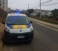 Oportuna llegada  de móvil de Seguridad Ciudadana de Viña del Mar evita robo en vehículo