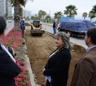 Municipio de Viña del Mar continuará Programa Integral de Mantención y Recuperación Vial