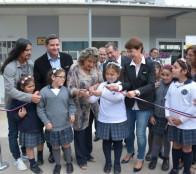 En emblemáticos establecimientos educacionales, alcaldesa Virginia Reginato inauguró año escolar 2017