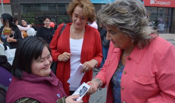 Con alegre jornada inclusiva, Viña del Mar conmemoró el Día Mundial del Síndrome de Down