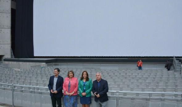 """Municipalidad de Viña del Mar invita a """"Cine Bajo las Estrellas"""" en pantalla al aire libre más grande de Latinoamérica"""
