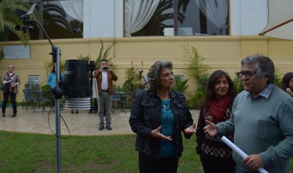 Municipio de Viña del Mar implementará nuevas estaciones meteorológicas que permitirán predecir emergencias climatológicas