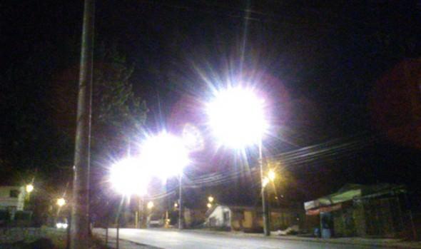 Municipio de Viña del Mar refuerza seguridad aumentando iluminación