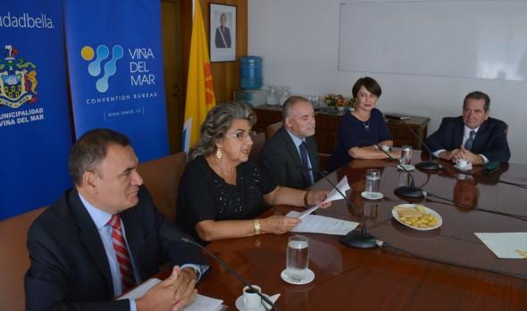 Médicos de Latinoamérica se reúnen en Viña del Mar para abordar principales avances en gastroenterología oncológica