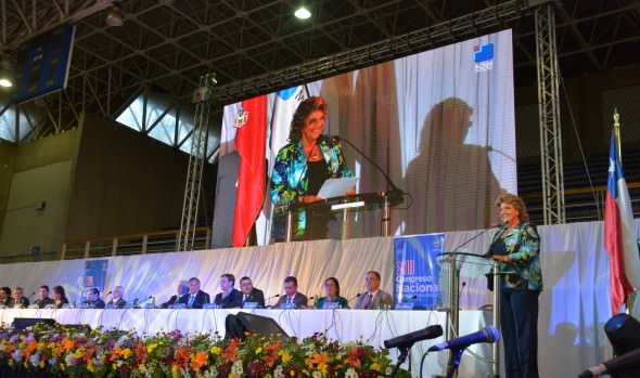 Alcaldes y concejales de todo Chile debaten en Viña del Mar los principales desafíos de las administraciones comunales