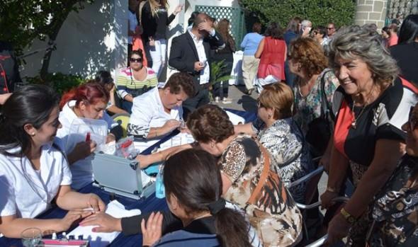 Municipio de Viña del Mar reconoció a mujeres dirigentas de la comuna