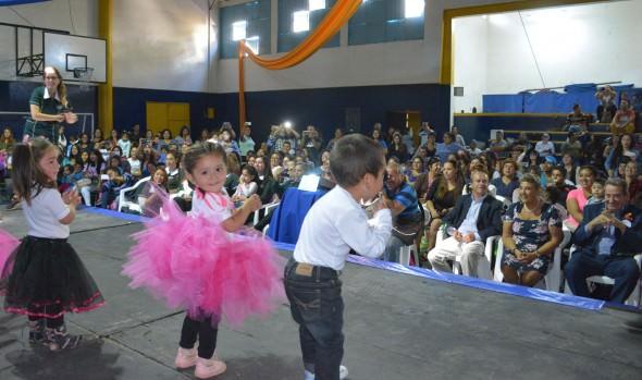 Con gala artística se inauguró año preescolar en jardines infantiles municipales de Viña del Mar
