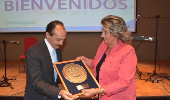 VI Simposio de Gastroenterología oncológica en Viña del Mar fue inaugurado por alcaldesa Virginia Reginato