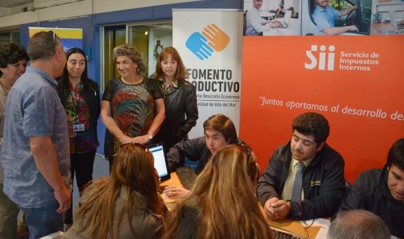 Municipio de Viña del Mar y SII brindan asesoría gratuita para Declaración  Renta 2017