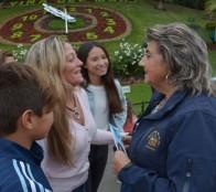 Alcaldesa Virginia Reginato destaca las claves del éxito en el turismo