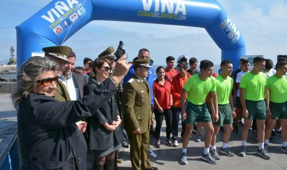 Municipio de Viña del Mar incluye una fecha en Reñaca para corridas familiares 2017