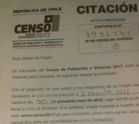 Personas que fueron citadas durante el Censo en Viña del Mar deben acudir a DIDECO