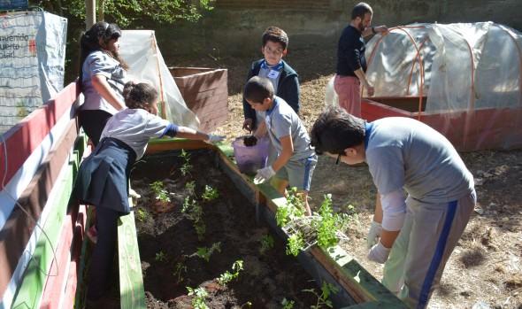 Municipio de Viña del Mar imparte talleres escolares de sustentabilidad en establecimientos de la comuna
