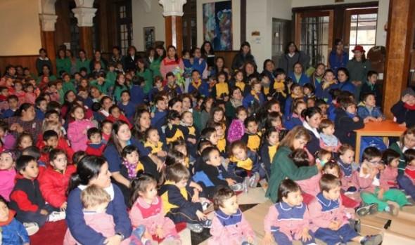 Municipalidad de Viña del Mar conmemora Día mundial del libro y del derecho de autor
