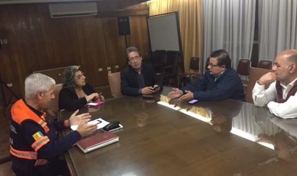 Municipio  de Viña del Mar activó de inmediato plan de emergencia tras fuerte temblor