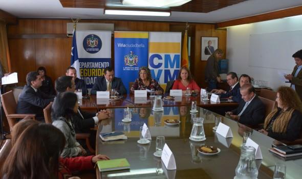 Municipio de Viña del Mar fortalece acciones preventivas y de protección para niñas y niños de la comuna
